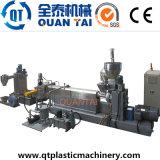 Botella HDPE Flakes Reciclaje Producción línea de pellet / Máquina de pellets de ocasión