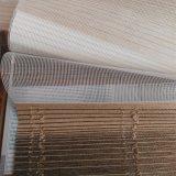 Novo material de tecido de cegos macios de padrão