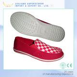 Chaussures de toile occasionnelles d'été d'hommes extérieurs respirables de promenade