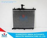 Radiadores de alumínio da garantia de qualidade 25310-0X500/0X000 do OEM para Hyundai I 10 ' 09-Mt