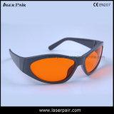 Het Type van sporten van de de Groene Bril van de Veiligheid van de Laser/Beschermende brillen van de Bescherming van de Laser (GHP 200540nm) met Frame 55