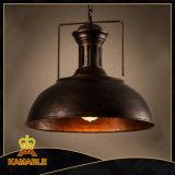 Lâmpada antiga Lightis rústico do pendente do candelabro do ferro do metal da indústria (KABS5038)