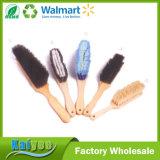 Outils de jardin Longue poignée en bois ou en acier inoxydable Brosse à l'herbe