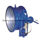 Acionamento pneumático hidráulica ou válvula de retenção de retorno (H743HD, HD647H)