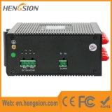 8 fibras e interruptor industrial manejado acceso de Ethernet de 2 SFP