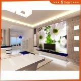 Het hete Verkoop Aangepaste 3D Olieverfschilderij van het Ontwerp van de Bloem voor de Decoratie van het Huis (modelleer Nr.: Hx-5-071)