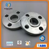 ASTM A105 a galvanisé la glissade d'acier du carbone sur la bride (KT0442)