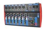 Mischender Kanal-Audios-Audiomischer der Konsolen-8