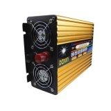 Inversor de oro de la potencia de la UPS de la alta calidad 1500W con el cargador de batería