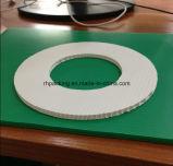 3мм, 5 мм из полипропилена PP двойные стены гофрированный пластиковый лист штампа для разреза отметьте стальную пластину для защиты