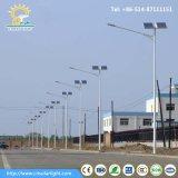 Tipo econômico luz de rua solar do diodo emissor de luz da altura 60W-80W de 8m