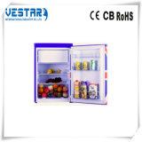 Refrigerador compacto con el refrigerador ascendente del congelador
