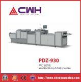 기계장치를 만드는 연습장을%s Pdz-930 바느질 및 접히는 기계