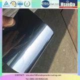 Capa pura del polvo de la hebra del cromo del efecto del espejo del poliester para las piezas de automóvil