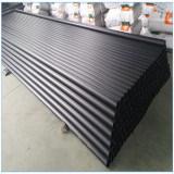 Plastikprodukte, verschiedenes schwarzes HDPE Rohr, 20~630mm