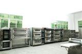 2 dek 4 Dienbladen die de Elektrische Oven van de Bakkerij met Rationele Bouw richten zich