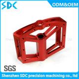 3/4/5軸線CNCの機械化のバイクのペダルの精密によって機械で造られる/AluminumのペダルSGS