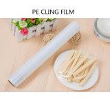 PE PVC 주요한 음식은 엄청나게 큰 권선 롤 필름 달라붙는다