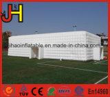 مصنع إمداد تموين كبيرة قابل للنفخ مكعّب خيمة لأنّ حادث