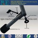 ODM CNC 정밀도 기계로 가공 금속 마이크에 의하여 스레드되는 장식 못