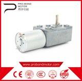 Motor de redutor de engrenagens de sem-fim elétrico CC