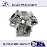 OEM de fábrica Hecho en fundición de aluminio LED del disipador de calor (SY0287)