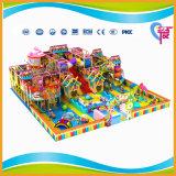 Angezogener sicherer Innenkind-Spielplatz für Verkauf (A-15235)