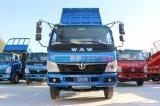 8 tonne Camion-benne avec une forte puissance du moteur