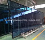 Haute qualité couleur de grande taille des panneaux en verre trempé