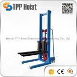 OEM fabricante elevado manual hidráulico do Forklift Cty1000 da pálete do tirante de 1 tonelada