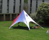 Tente extérieure d'ombre d'étoile de Red Bull d'événement pour la publicité