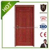 Finition de surface inachevée et matériau de porte en bois massif porte en bois