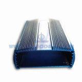 Perfil de alumínio de alto desempenho para o inversor Solar (ISO9001)