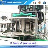 Completar una a la Z Multi-Head planta embotelladora de agua potable presión