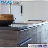 Extrusion en aluminium de profil pour la porte de cabinet