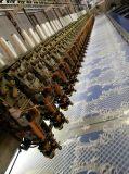 Tessuto del voile dei Sequins del ricamo per il vestito da cerimonia nuziale nuziale di sera