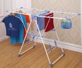 PP Plastic Clothes Drying Rack (JP-CR109PS)를 가진 분말 Coated Tube