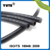 5/16 pulgadas de manguera de combustible de caucho negro flexible de combustible con Ts1649