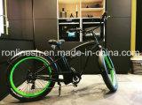 고전적인 바닷가 함 250W/500W 전기 26X4 뚱뚱한 타이어 Bike/E 뚱뚱한 타이어 자전거 또는 전기 눈 Bike/E 지방 Bicycle/E 모래 Bike/E 모든 지형 전기 자전거 세륨