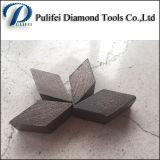 Меля трудный бетон и этап пола поверхностный в частях инструмента