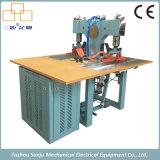 De Machine van het Lassen van de hoge Frequentie voor het In reliëf maken van het Embleem van de Handschoenen van het Leer