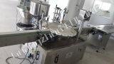 Llenado automático de 5-150 Ml de rotación del disco y la Máquina que capsula