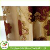 Revestimentos para janelas Jacquard Aceite OEM Sheer Bedroom Curtains