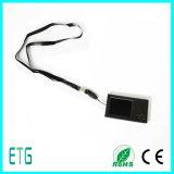 """. 2.4 """" unterschiedliche Art, A5 Größe, Namensin Scheckkartengröße, haben USB-Abdeckung LCD-Gruß-Karte"""