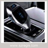 Transmisor sin manos del kit FM del coche de Bluetooth con el jugador del TF MP3
