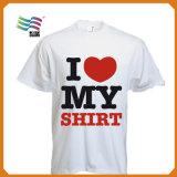 T-shirt pour l'impression de mots de sublimation de teinture de vente en gros d'élection