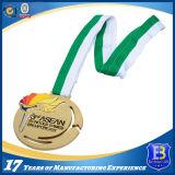 Medaglia promozionale del metallo di calcio in lega di zinco (ele-medal105)