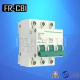 Cortacircuítos-MCB miniatura calientes del circuito de la venta Dz47-63/C45