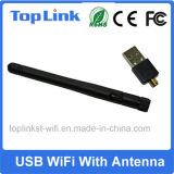 Openbox、DVB、IPTVのセリウムFCCが付いている人間の特徴をもつ装置のための150Mbps Ralink 5370 USB WiFiの棒