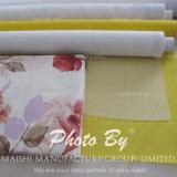 Malha de impressão para têxteis planos